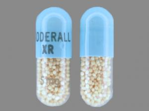 Adderall XR 5mg